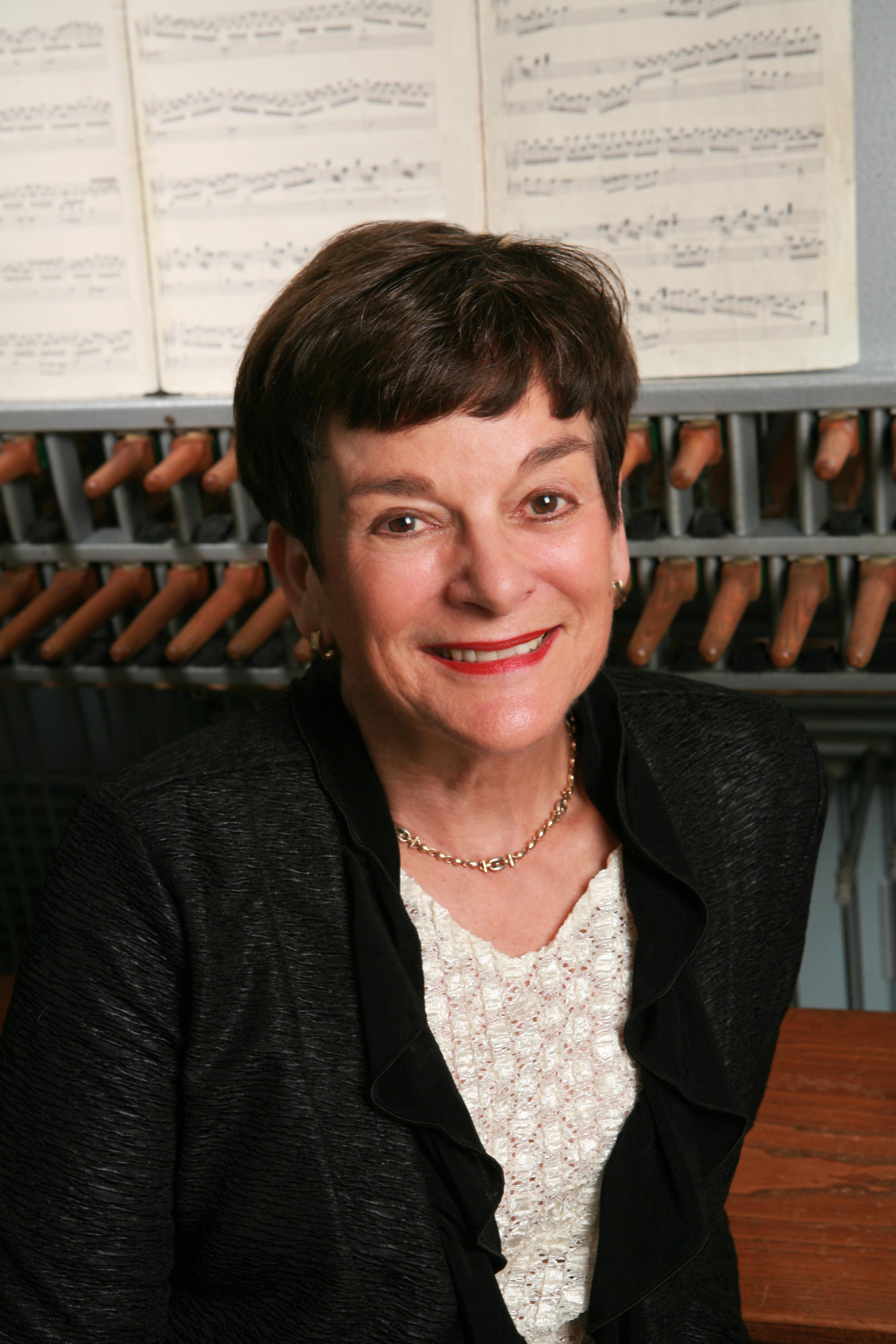 Margo Halsted