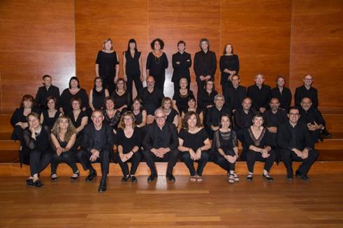 Cor cambra Auditori Enric Ggranados