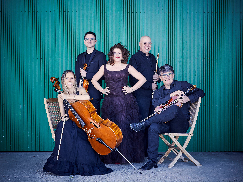 Quartet Prysma+Iolanda